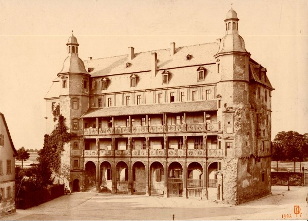 Isenburger Schloss 1902